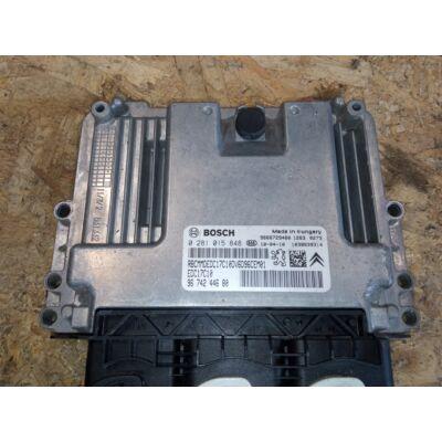 Citroen / Peugeot 1.4 / 1.6 HDI BOSCH EDC17C10 Motorvezérlő