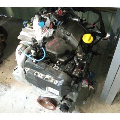 Renault 1.5 DCI Motor (fűzött blokk hengerfejjel)