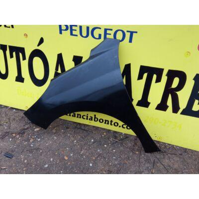 Peugeot 207 Bal első sárvédő